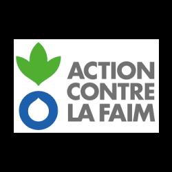 Logo association Action contre la faim