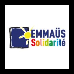 Logo association EMMAÜS Solidarité