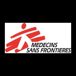 Logo association Médecins sans frontières